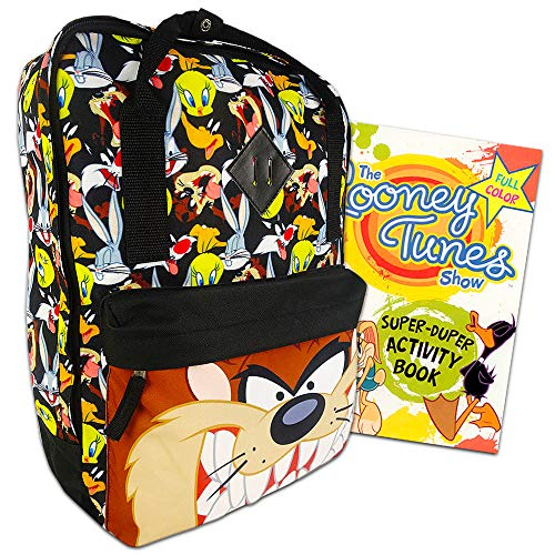 Looney Tunes Backpack Set for Kids Adults ~ 16