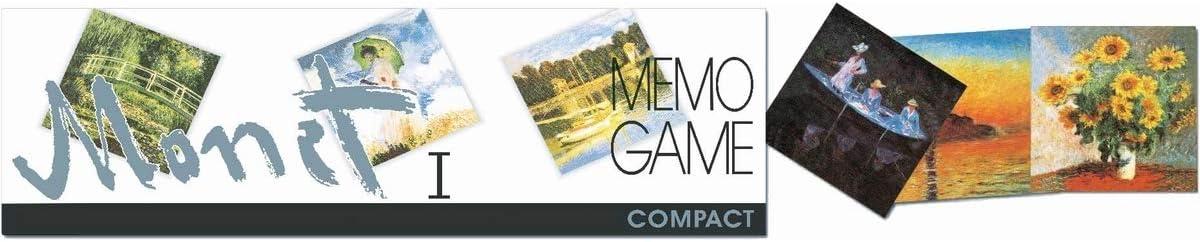 Piatnik 7101 Art Monet I Memory Game