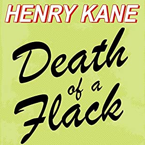Death of a Flack Audiobook