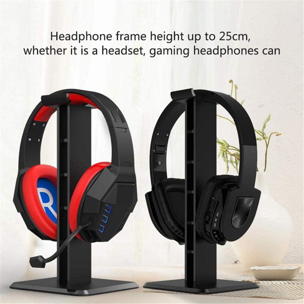 Stylishbuy Headphone Stand Head-Mounted Hook Display Shelf Headphone Bracket Hanger Support Bracket