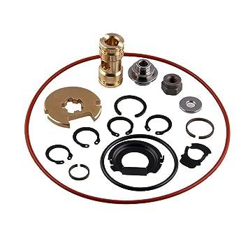 BEESCLOVER K03 Turbo Kit de reparación Kits de reconstrucción 53039880025 53039880058 suministrador AAA turbocompresor Piezas: Amazon.es: Coche y moto