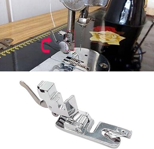 2 PCS Máquina de Coser Prensatelas Adaptador de Cabeza a presión en Las Herramientas de Costura Accesorios de Costura: Amazon.es: Hogar