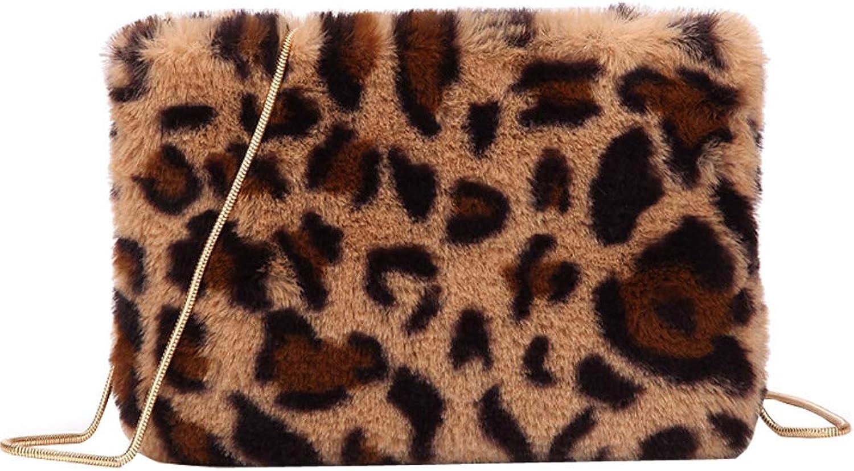 Lush Leather Leopard...