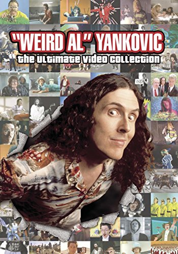 Music : Weird Al Yankovic: The Ultimate Video Collection