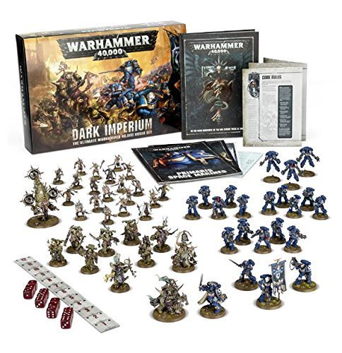 Warhammer 40,000: Dark Imperium Boxed Set by Games Workshop