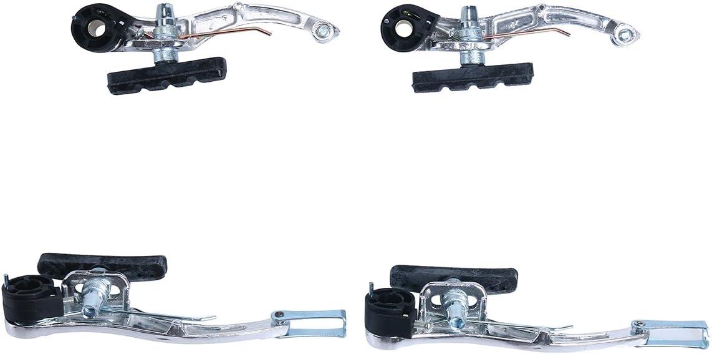 8MILELAKE Brake Levers V Brakes Cables Caliper Kit for Mountain Bikes Road Bikes Hybrids Childs Bikes