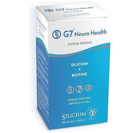G7 ACTIV Cápsulas | Mantiene y refuerza las defensas | Multivitamínico con Vitamina C, Silicio y Magnesio | Ayuda a disminuir el cansancio y la fatiga | 60 comprimidos: Amazon.es: Salud y cuidado personal