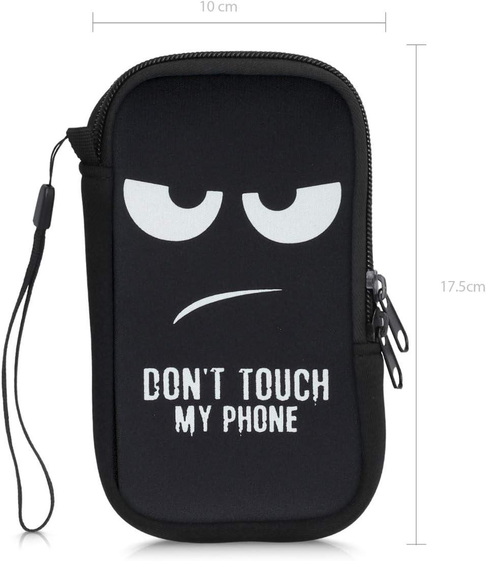 M20 Protec new black nylon drawstring bag