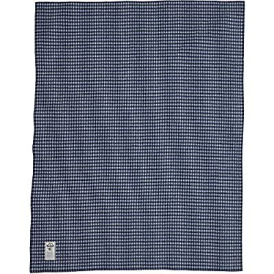 "Woolrich Home Mini Buffalo Double-Face Wool Blanket - 100% fine grade soft hand wool 56""width x 70"" length Overseam and crochet whip-stitch edges - blankets-throws, bedroom-sheets-comforters, bedroom - 61sTXIFfaHL. SS400  -"