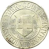 1936 P Silver Commems (1892-1954) York Half Dollar MS65 NGC