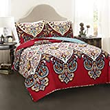 Lush Decor Lush Décor Boho Chic 3Piece Quilt Set, Full/Queen, Reg