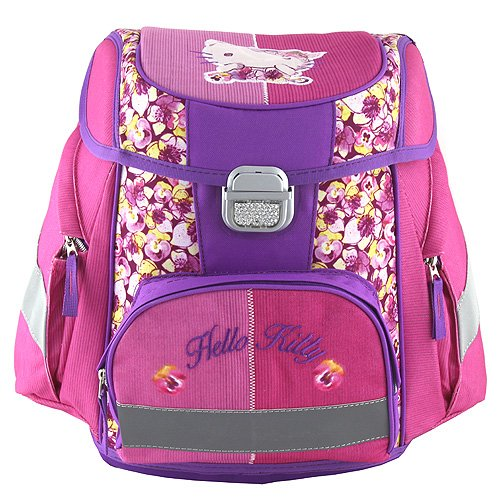 Target Hello Kitty Backpack Mochila Escolar, 39 cm, Rosa (Pink): Amazon.es: Equipaje