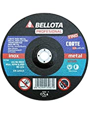 Bellota 50320-230 - DISCO ABR. PROF.C.INOX 230