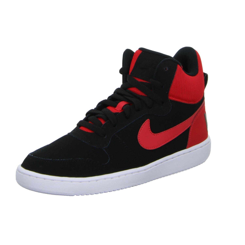 NIKE Men's Court Borough Mid Basketball Shoes 838938