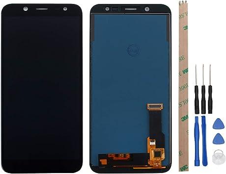 YHX-OU - Pantalla táctil LCD de Repuesto para Samsung Galaxy J6 ...