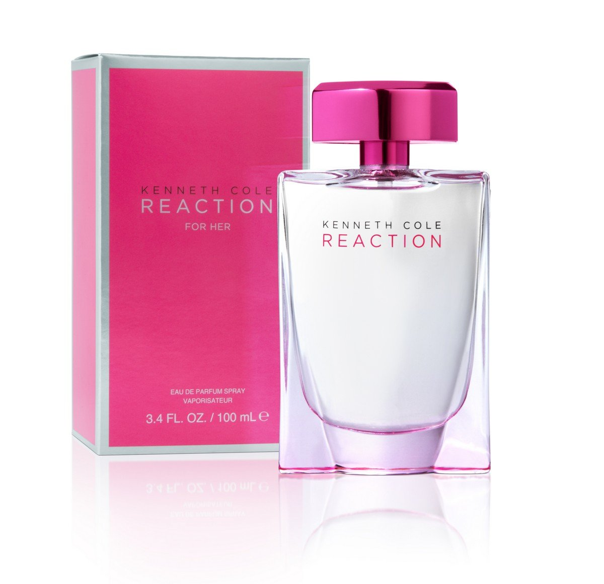 Kenneth Cole Reaction For Her, 3.4 Fl oz