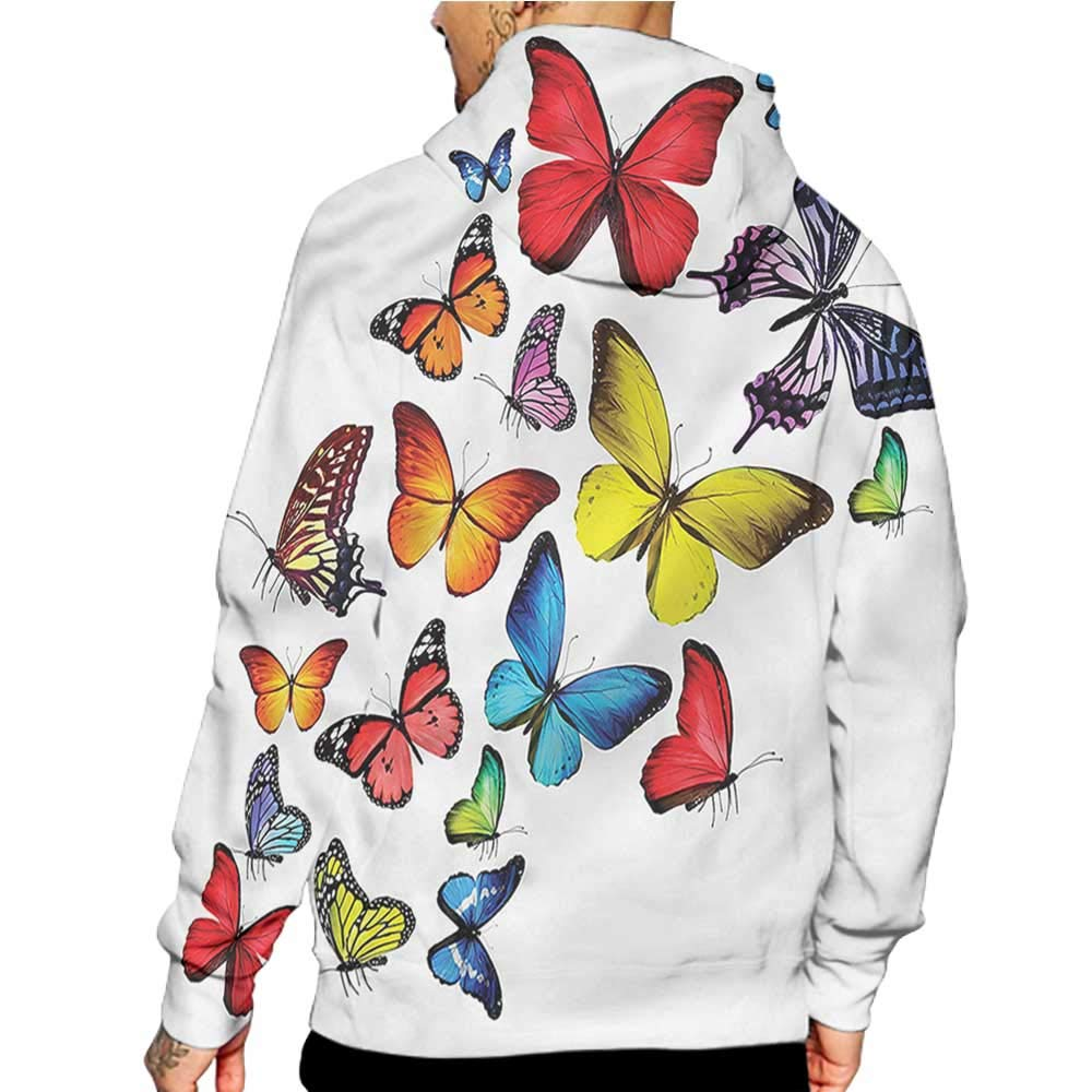 Hoodies Sweatshirt/Autumn Winter Buoy,Lifebuoys in Ocean,Sweatshirt Blanket