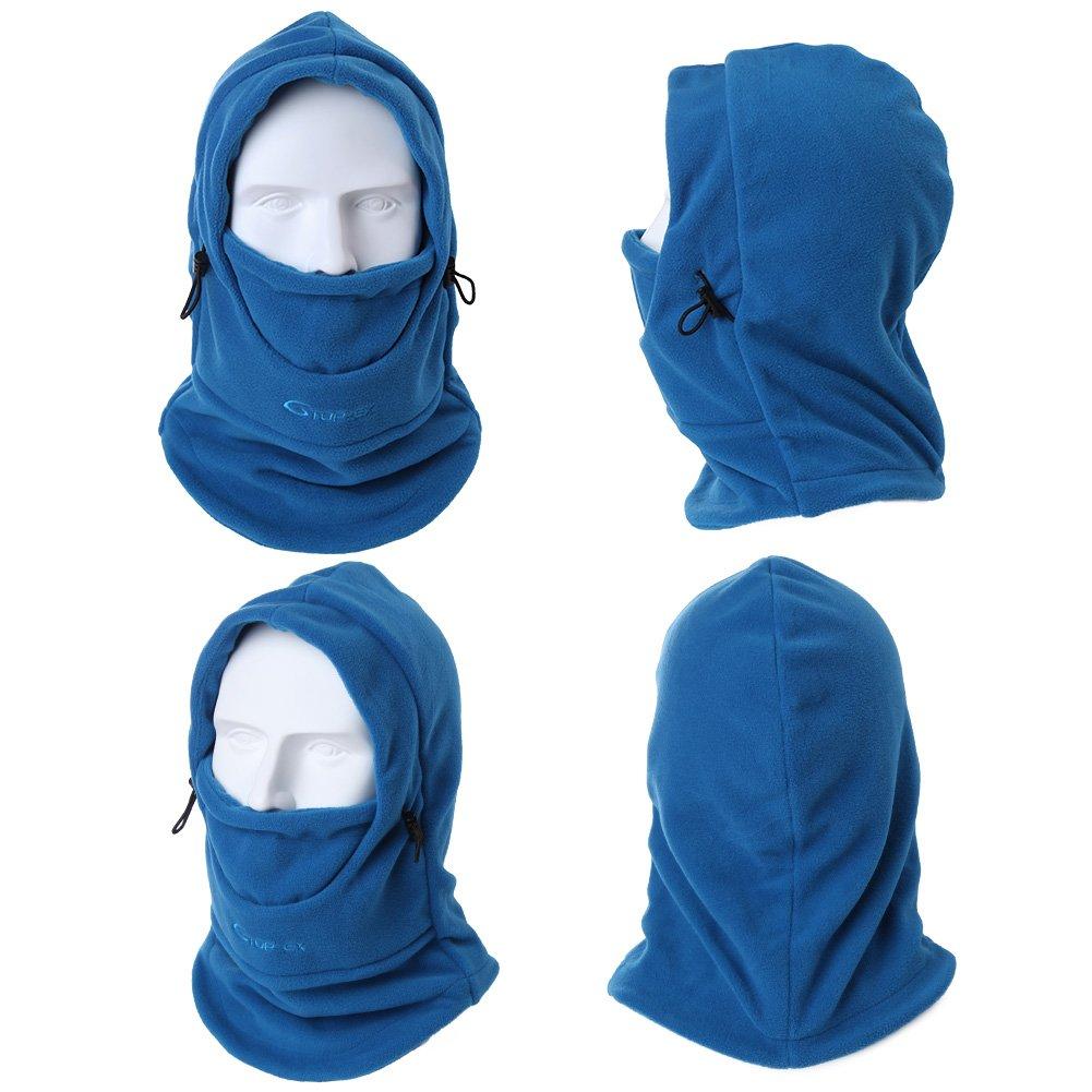 ef83ef361b5 SIGGI 100 % Cotton Trapper Hat Aviator Earflap Hat Faux Fur Warm Winter Hat  for