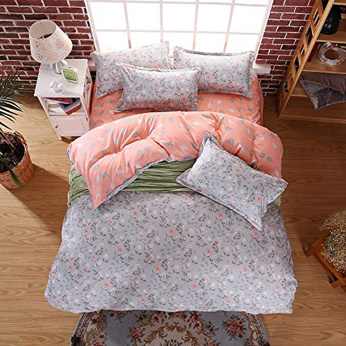 - ROZA-Bedding Sets - Home Textile Bedding Sets Cover Polyester Autumn Winter Warm Brand 2019 Size Queen