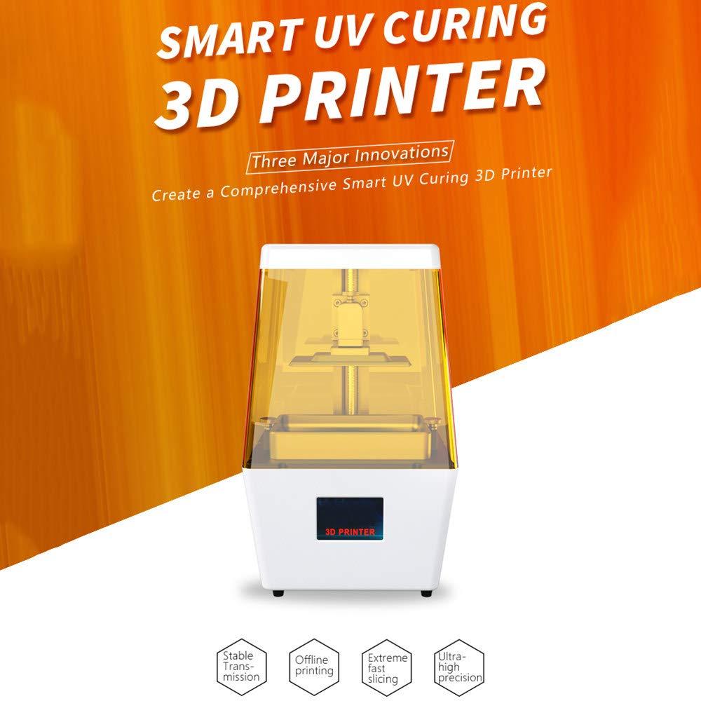 Impresora 3D, Curado UV Inteligente, ImpresióN Fuera De LíNea ...