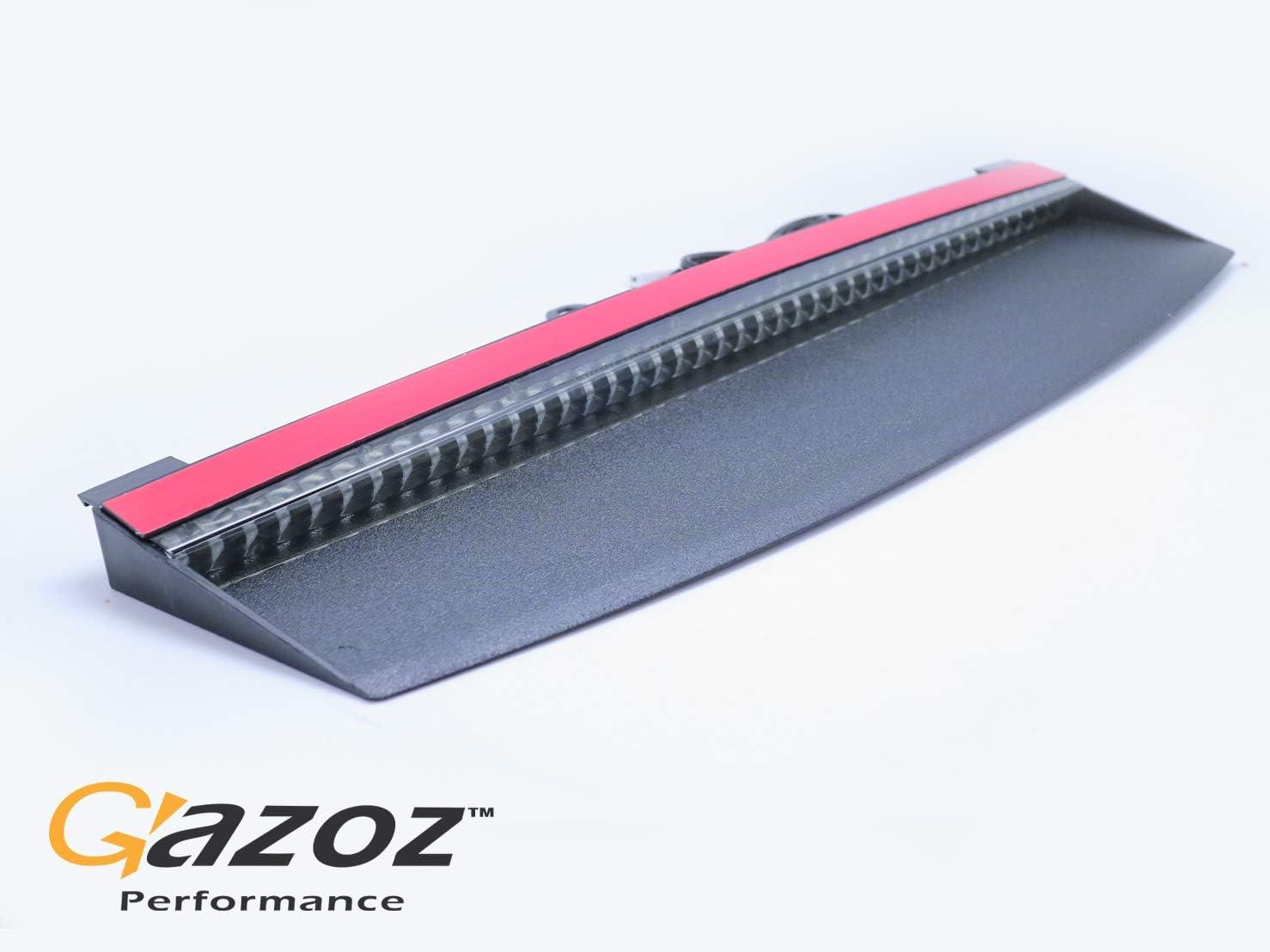 GAZOZ PERFORMANCE LED 3rd Third Brake Hight Mount Light for 2012-16 Scion FRS FR-S Toyota GT86 BRZ