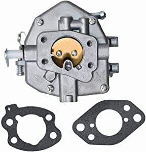 Carbman 846109 Carburetor with Gaskets for Briggs & SRATTON Engine 350447 356447 Model 16HP 17HP 18 HP Vanguard 808253 809017 843324 845023