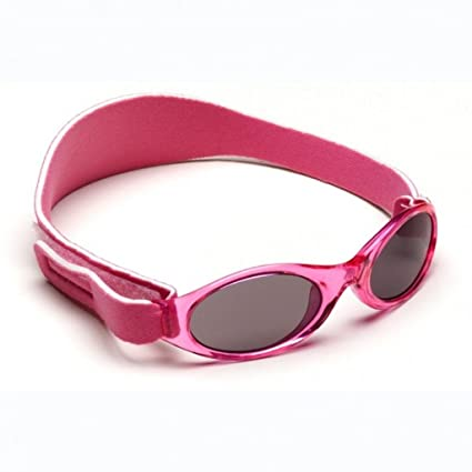 Baby Banz Ultimate gafas de sol polarizadas, rosa, Infant Color: Rosa Tamaño: