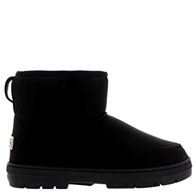 Womens Original Mini Classic Waterproof Winter Rain Snow Boots