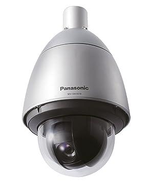 Panasonic WV-SW397B Cámara de seguridad IP Interior y exterior Almohadilla Blanco - Cámara de