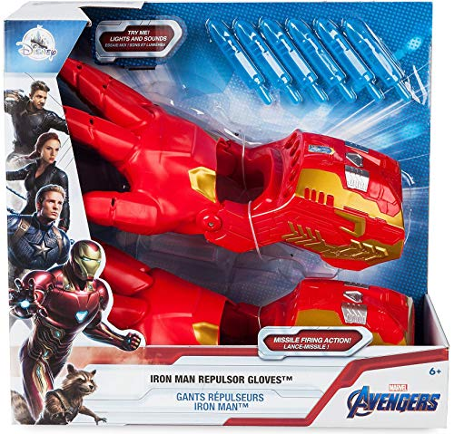 Marvel Iron Man Repulsor Gloves Avengers: Infinity War ()