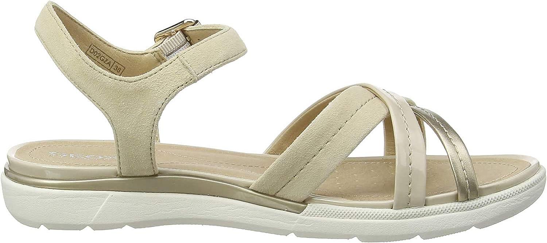 Geox Damen D SANDAL HIVER A: : Schuhe & Handtaschen