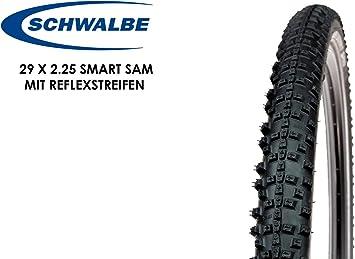 Schwalbe Smart Sam 57-622 - Cubierta para Bicicleta de montaña ...