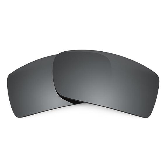 e51c1829db3e4 Revant Verres de rechange polarisés Noir Chrome pour Oakley Gascan   Amazon.fr  Vêtements et accessoires