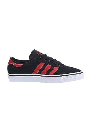 sale retailer 8f28a 96677 adidas Hommes Chaussures de Skate Adi-Ease Premiere ADV pour, Core  Black Scarlet