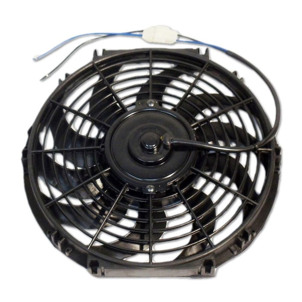 3-Row//Tri-Core 25.25 x 20.75 x 2.5 Full Aluminum Racing Radiator /& High CFM 12v Electric Curved S Blade 16 Radiator Cooling Fan for 67-70 Mustang//Cougar