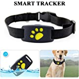 LifeUp Localizador GPS para Perros Perros y Gatos, Localizador Anti-Perdida Anti-Robo de…