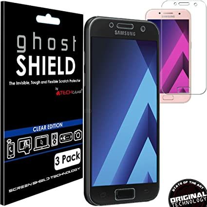 TECHGEAR [3 Piezas Protector de Pantalla Compatible con Samsung ...