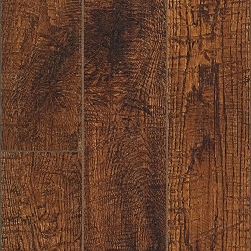 Pergo XP Hand Sawn Oak 10 mm Thick x 4-7/8 in. Wide x 47-7/8 in. Length Laminate Flooring (13.1 sq. ft./case)