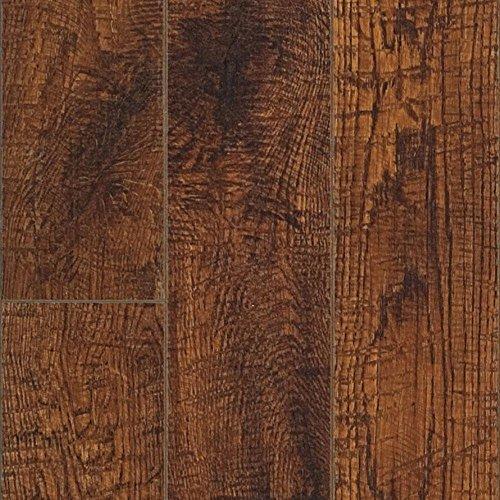 Pergo Laminate Flooring - Pergo XP Hand Sawn Oak 10 mm Thick x 4-7/8 in. Wide x 47-7/8 in. Length Laminate Flooring (13.1 sq. ft./case)