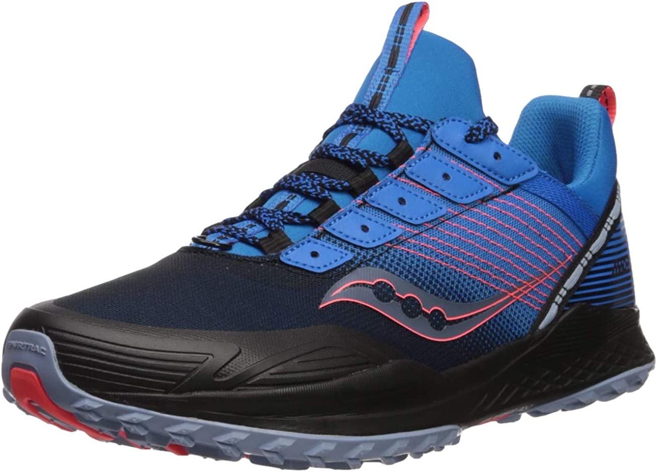 Saucony Men s Mad River TR Trail Running Shoe