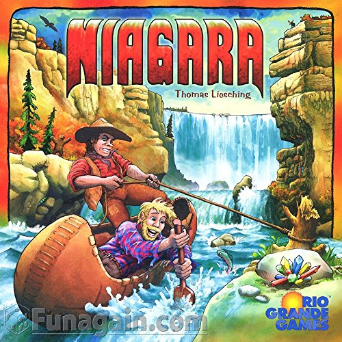 niagara board game - 2