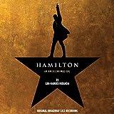 Hamilton (Original Broadway Cast Recording)(Explicit)(4LP Vinyl w/Digital Download)