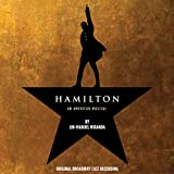 #5: Hamilton (Original Broadway Cast Recording)(Explicit)(2CD)