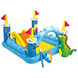 "Amazon Price History for:Intex Fantasy Castle Inflatable Play Center, 73"" X 60"" X 42"", for Ages 2+"