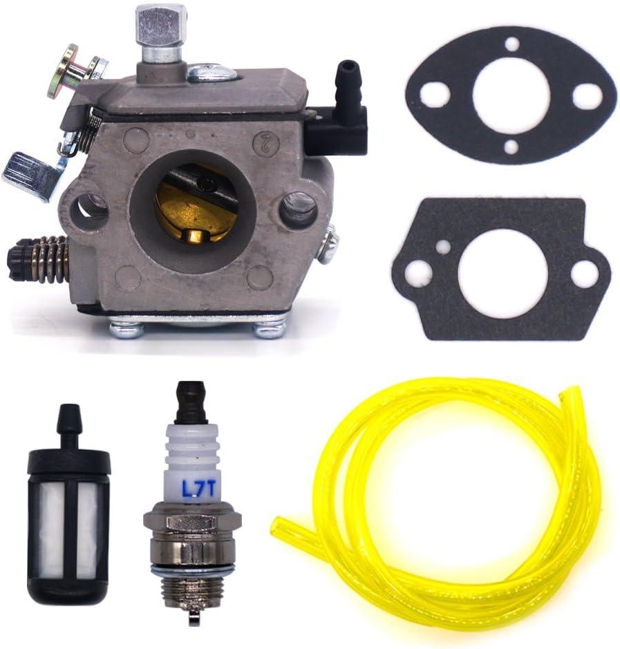 Amazon.com: fitbest Carburador Carb Para Stihl 028 028 AV ...