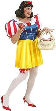 WIDMANN Desconocido Disfraz de Blancanieves Drag Queen ...