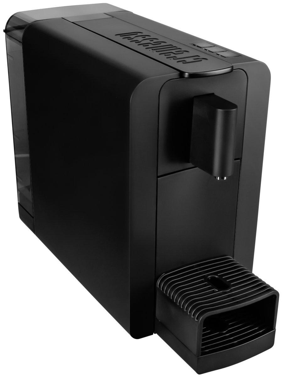 Cremesso 1000443i Macchina Caffe Delizio Compact One, Graphite Black