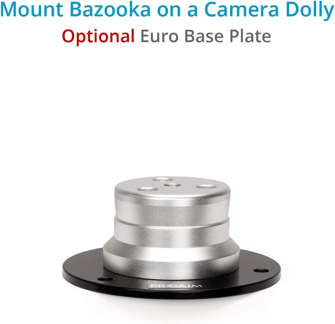 PROAIM Bazooka 12/30cm w Quick Lock Euro/Elemac Base Mount for ...