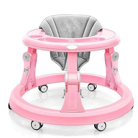 CASILE Andador para bebé - Material PP fácil de Plegar para ...