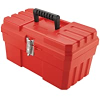 Deals on Akro-Mils 09514 ProBox 14-Inch Plastic Toolbox